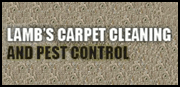 Lamb's Carpet Cleaning and Pest Control